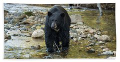 Bear Creek Bath Towel