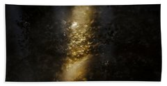 Hand Towel featuring the photograph In The Light by Cendrine Marrouat