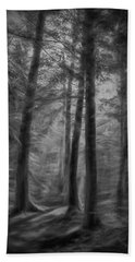 In The Woods Hand Towel