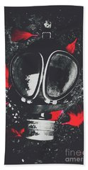 In Wars Wraith Hand Towel