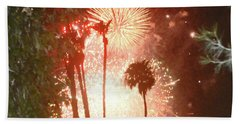 Independence Day 1776-2016 Bath Towel