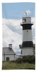 Inishowen Lighthouse Bath Towel