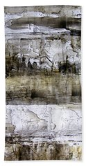 Bath Towel featuring the painting Ink On A Roll by Nancy Kane Chapman