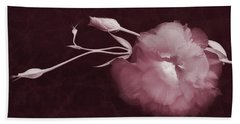 Bath Towel featuring the photograph Inner Radiance by Leda Robertson