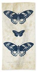 Coleoptera Bath Towels