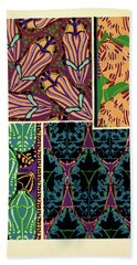 Insects, Plate-18 Hand Towel