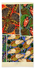 Insects, Plate-19 Hand Towel