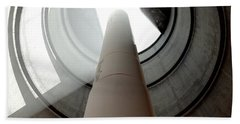 Intercontinental Ballistic Missile Silo Hand Towel