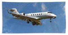 International Jet Management Bath Towel