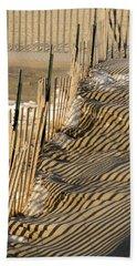 Intersection Bath Towel by Lynda Lehmann