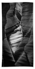 Into The Depths Hand Towel by Jon Glaser