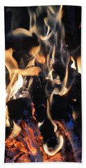 Into The Fire Hand Towel