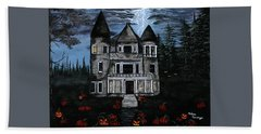 Into The Forest Hand Towel