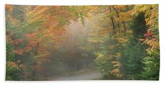 Into The Mist Hand Towel