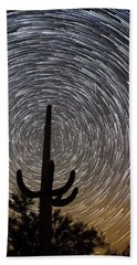 Into The Night Hand Towel