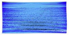 Into The Ocean Void Hand Towel