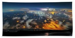Into The Storm Hand Towel