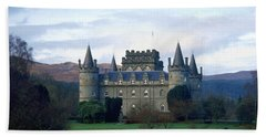 Inveraray Castle Hand Towel