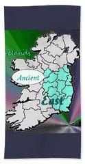 Tour Irelands Ancient East Bath Towel
