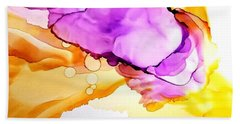 Iris Hand Towel