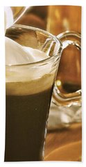 Irish Coffee Hand Towel