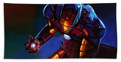 Iron Man Hand Towel