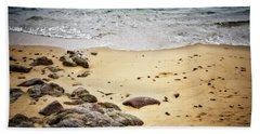 Island Bath Towel by Jerry Golab