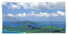 Island Paradise Hand Towel