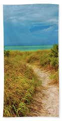 Island Path Hand Towel