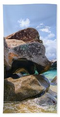 Island Virgin Gorda The Baths Bath Towel
