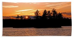 Islands Of Tranquility Hand Towel