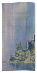 Isle Of Reflection Hand Towel