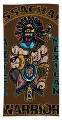 Issachar Aztec Warrior Bath Towel