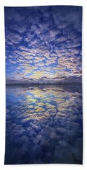 Hand Towel featuring the photograph It Was Your Song by Phil Koch