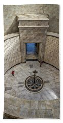 Hand Towel featuring the photograph Italian World War One Shrine #3 by Stuart Litoff