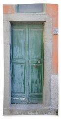 Italy - Door Five Bath Towel