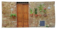 Italy - Door Twenty Hand Towel