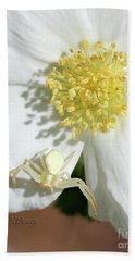 Ivory Huntress Bath Towel