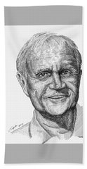 Jack Nicklaus Bath Towel