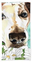 Gracie Jack Russell Hand Towel
