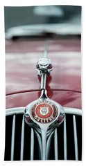 Jaguar Grille Bath Towel