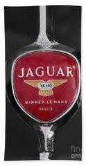 Jaguar Medallion Bath Towel