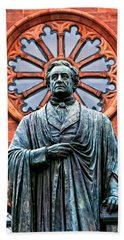 James Smithson Hand Towel by Christopher Holmes