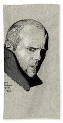 Jason Statham Bath Towel