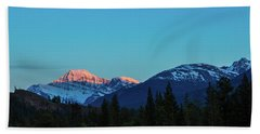 Jasper National Park Hand Towel