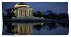 Jefferson Reflecting Hand Towel