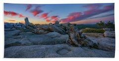 Hand Towel featuring the photograph Jeffrey Pine Dawn by Rick Berk