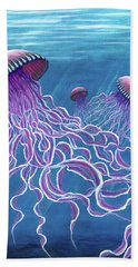 Jellies 2 Bath Towel