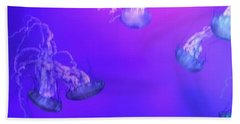 Jellyfish 1 Hand Towel