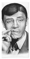 Jerry Lewis Hand Towel